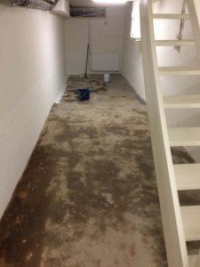 Vloer waterdicht maken Amstelveen